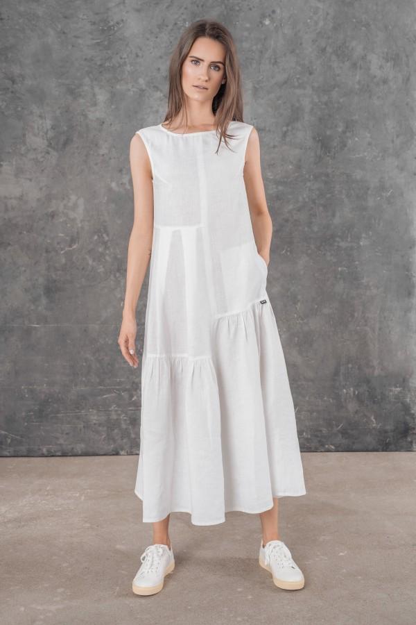 Lininė suknelė DANIELA