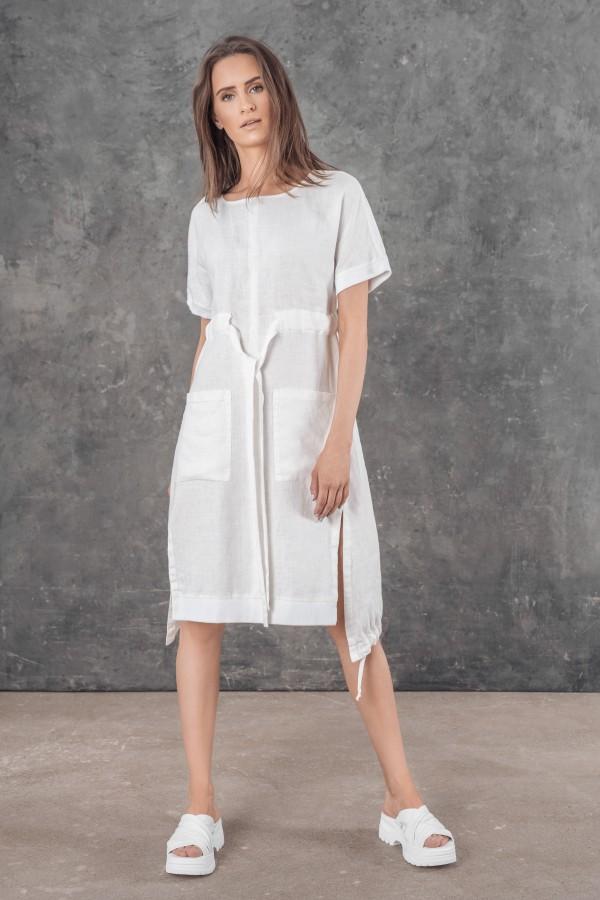 Lininė suknelė ANDRA