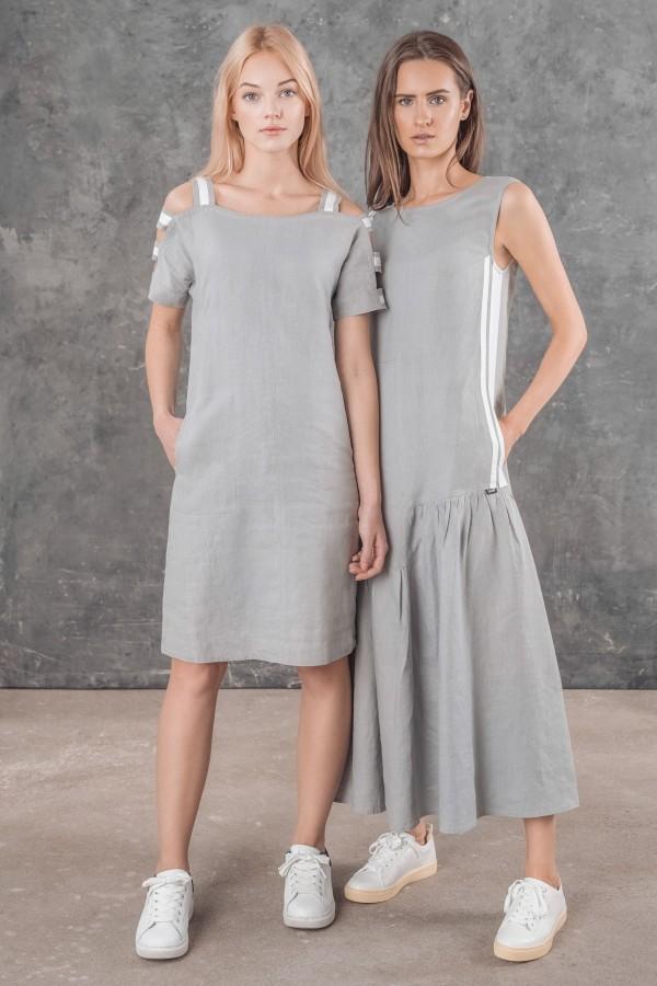 Lininė suknelė ELIS