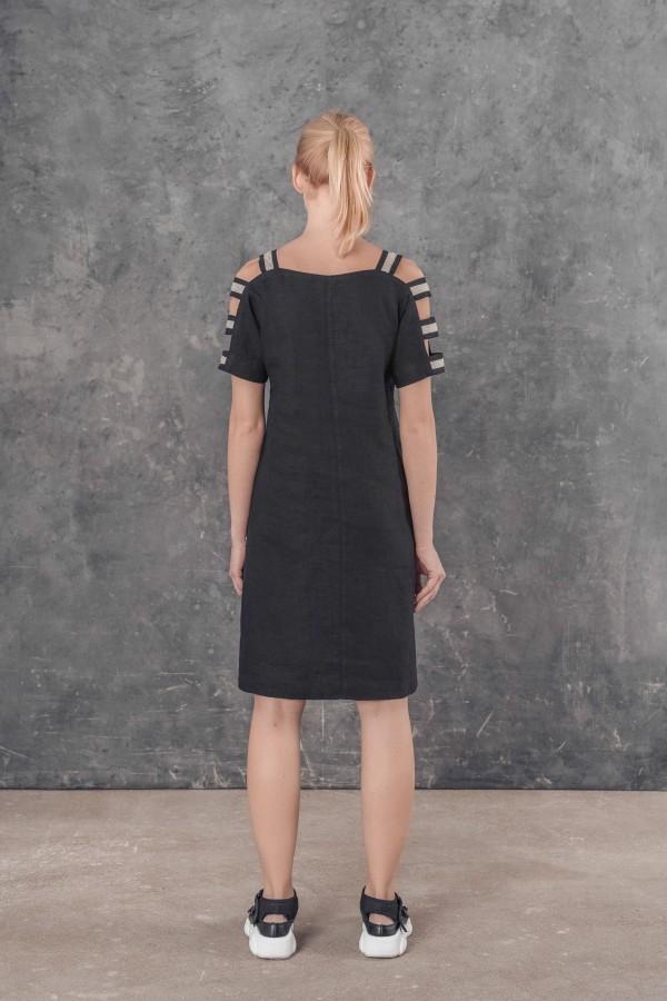 Lininė suknelė LUCA