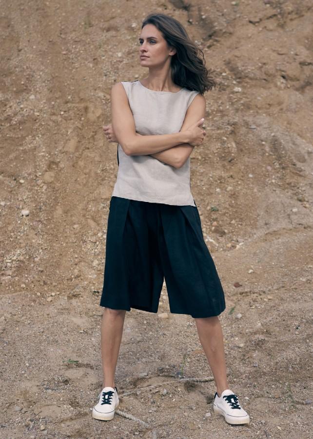 Linen shorts SL22030