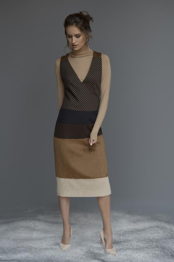 Suknelė-sarafanas EMILI