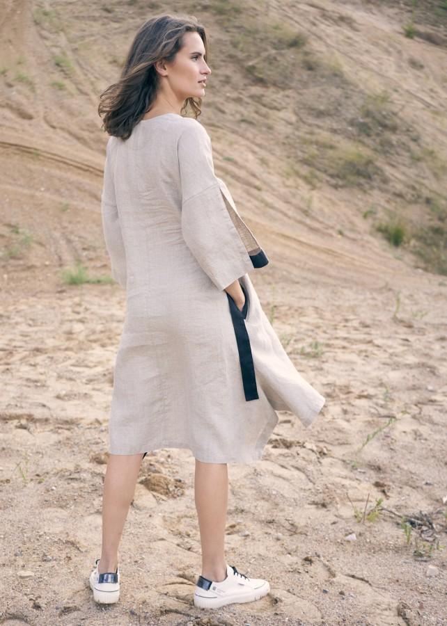 Linen dress  SL82035