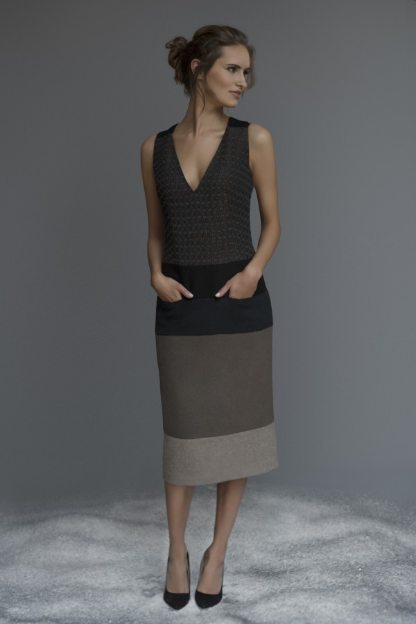 Suknelė-sarafanas ALIS