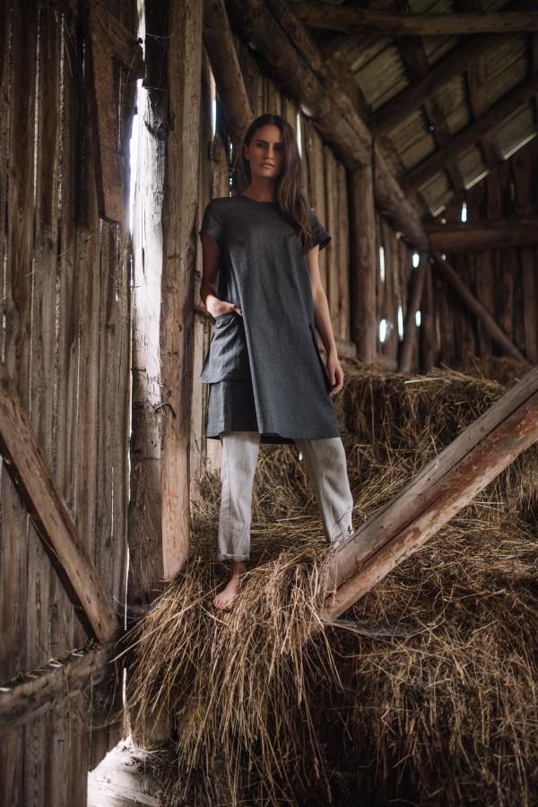 Suknelė-Sarafanas SL8607